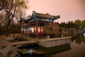 Stone Boat Temple of Sun Beijing China — Stock Photo