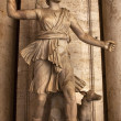 Stock Photo: Ancient DianStatue Sculpture Capitoline Museum Rome Italy