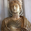 Statue of Empress Livia, Wife of Augustus Caesar, Capitoline Mus — Stock Photo