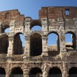 RomColosseum Rome Italy — Stock Photo #6078306