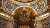 Vatikanen i Rom Italien — Stockfoto
