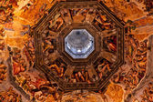 Duomo Cathedral Basilica Christ King Dome Florence Italy — Stock Photo