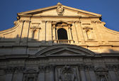 Gesu Jesuit Church Rome Italy — Stock Photo
