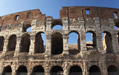Roman Colosseum Rome Italy — Stock Photo