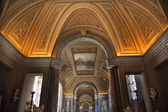 Vatican Museum Inside Ceiling Rome Italy — Stock Photo