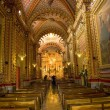 Stock Photo: GuadalupitChurch Interior, Ornate, Baroque and Beautiful