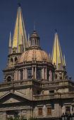 Catedral Metropolitana de guadalajara México — Foto de Stock