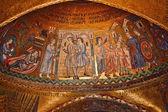 Saint Mark's Basilica Mosaic Venice Italy — Photo