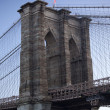 Brooklyn Bridge New York City — Stock Photo #6127385