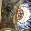 orozco mural and dome — Stock Photo