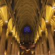 St. Patrick's Cathedral Insides New York City — Stock Photo #6127570