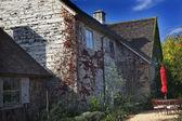 Winery French Farm House Napa California — Stock Photo