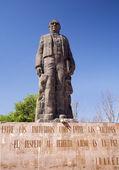 Juarez Statue Hill of Bells Queretaro Mexico — Stock Photo