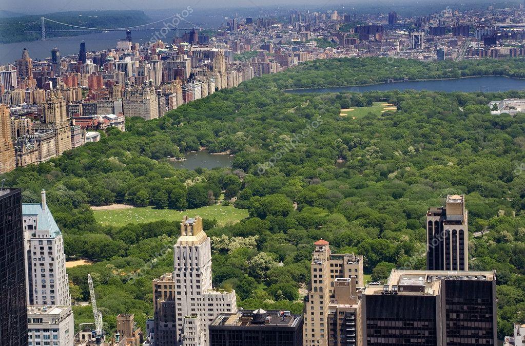 Central Park Hudson River