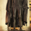 Albert Gallatin Statue US Treasury Department US Treasury Depart — Stock Photo