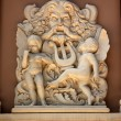 Neptune Statue Old Opera House Municipal Theater Nha Hat Thanh P - Stock Photo