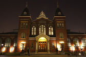 Arts and Industries Building Smithsonian Museum Institution Nigh — Stock Photo