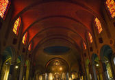 Mission Dolores Saint Francis De Assis Basilica Inside San Franc — Stock Photo