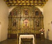 Chapel Altar Table Mission Dolores San Francisco California — Stock Photo