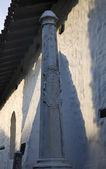 Památník křížový sloupek mission dolores san francisco kalifornie — Stock fotografie