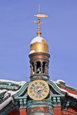 Sun Trust Building Cupola Weather Vane 15th Avenue New York Aven — Stock Photo