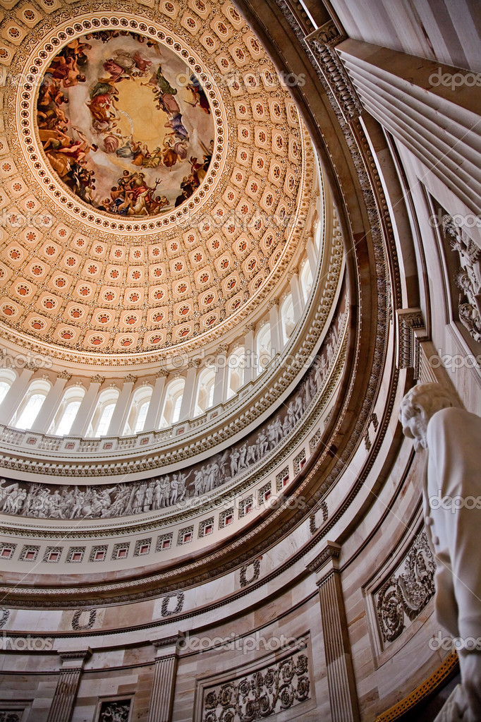 the apothesis of washington The apotheosis of washington (painting in the capitol building) exposed  4 weird things about the washington monument  constantino brumidi's study for the apotheosis of washington.