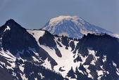 Mount Adams from Sunrise Mount Rainier — Stock Photo