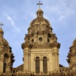 St. Joseph Church Wangfujing Steeples Cathedral Facade Basilica — 图库照片 #6381687