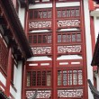 Old Shanghai Builings Yuyuan Garden China — Stock Photo
