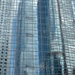 Постер, плакат: Business buildings reflection