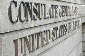 Consulate General of the United States of America — Stock Photo