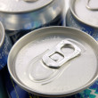 Tin cans — Stock Photo #6724889