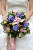 Bouquet sposa — Foto Stock