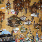 souvenir-shop — Stockfoto
