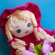 Rag Doll — Stockfoto