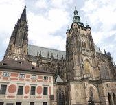 Catedral de san vito — Foto de Stock