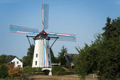 Dutch mill — Stock Photo