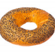 Round Bagel — Stock Photo