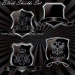 ������, ������: Black shields