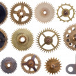 Cogwheels set — Stock Photo #6274124