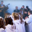 Communion - Foto Stock