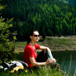Hiking woman — Stock Photo #6101553