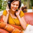 Listen to the music — Stock Photo #6101575