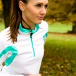 Jogging woman - Foto de Stock