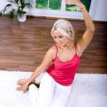 Yoga — Stock Photo #6108499