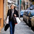 Shopping in the city — Stock Photo #6108907