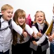 School children — Stock Photo #6170754