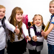 School children — Stock Photo #6170755