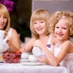 pequeno-almoço em casa — Foto Stock