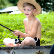 Fishing — Stockfoto #6218844